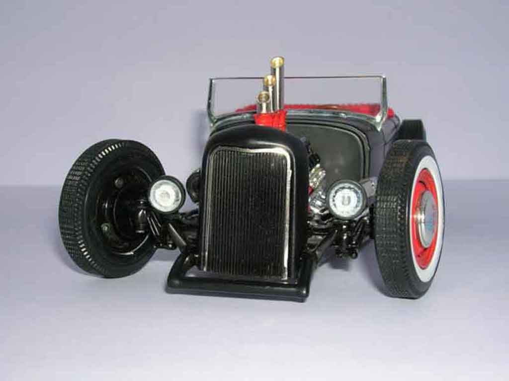Ford 1932 1/18 Ertl hot rod tuning coche miniatura