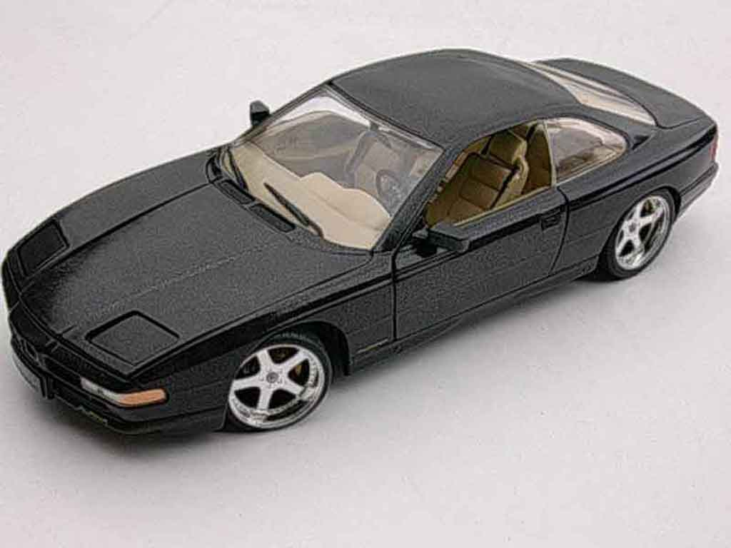 Bmw 850 E31 Ci Black Z8 Alpina Revell Diecast Model Car 1 18 Buy Sell Diecast Car On