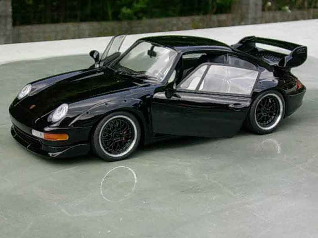 porsche 993 gt2 black evo ut models diecast model car 1 18 buy sell diecast car on alldiecast. Black Bedroom Furniture Sets. Home Design Ideas