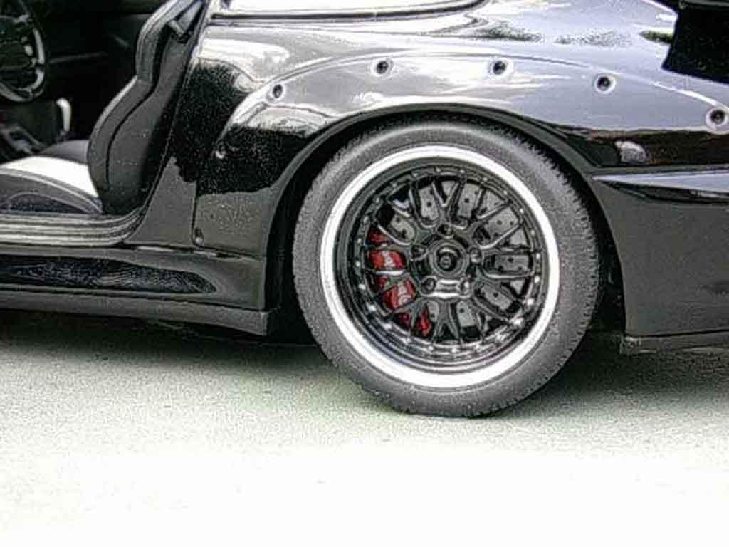 porsche 993 gt2 black evo ut models diecast model car 1 18 buy sell diecast car on alldiecast. Black Bedroom Furniture Sets. Home Design Ideas