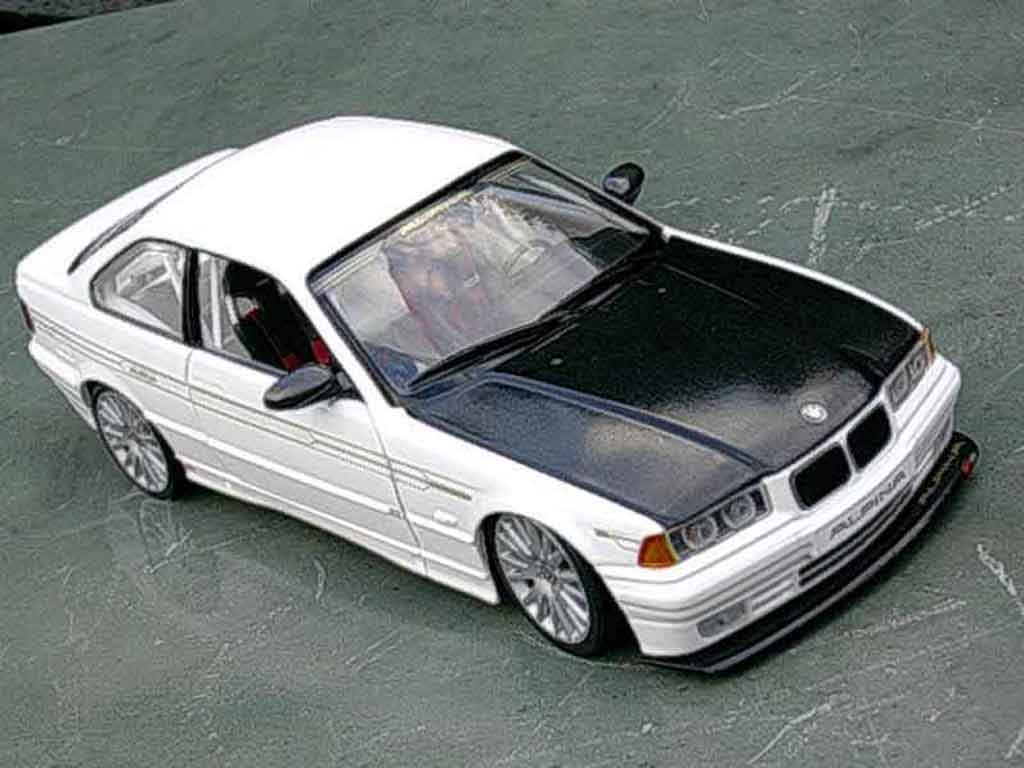 Bmw M3 E36 1/18 Ut Models alpina b3 tuning diecast model cars