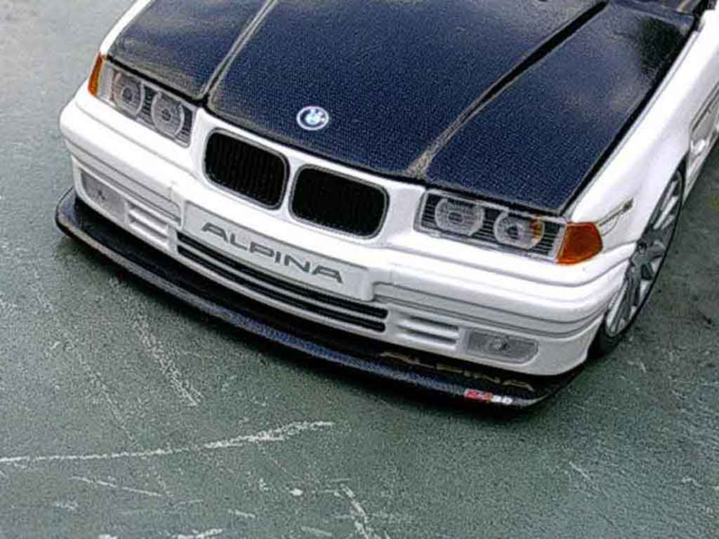 Bmw M3 E36 1/18 Ut Models alpina b3