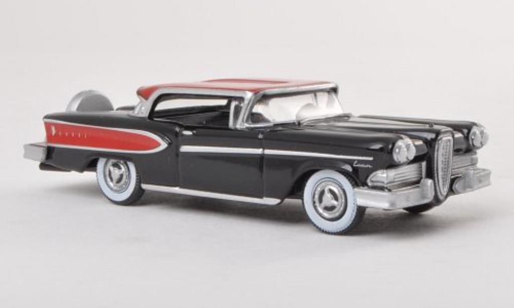 Edsel Citation 1/87 Oxford noire/rouge 1958 miniature