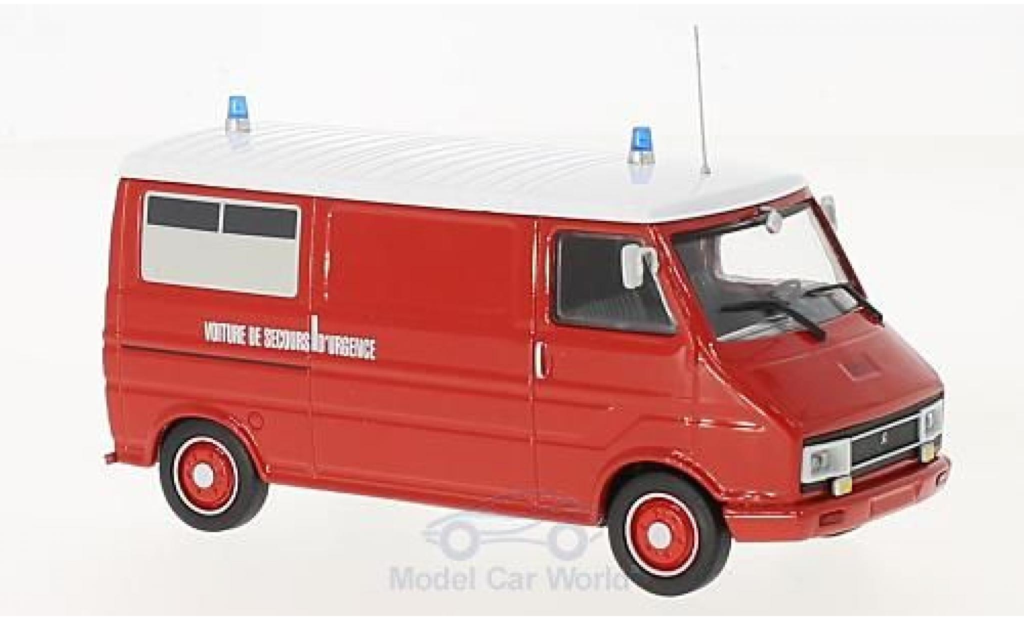 Citroen C3 1/43 Eligor 5 Phase I VSAB (F) Krankenwagen