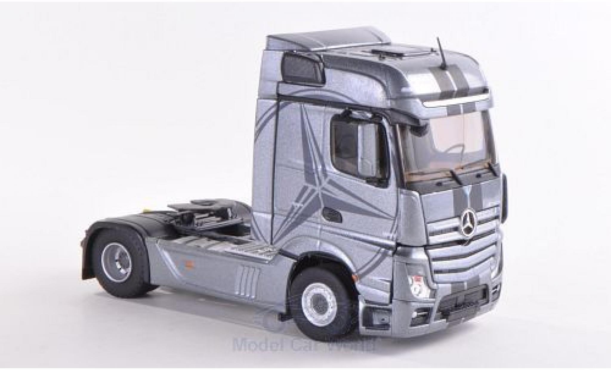 Mercedes Actros 1/43 Eligor 2 Bigspace grise