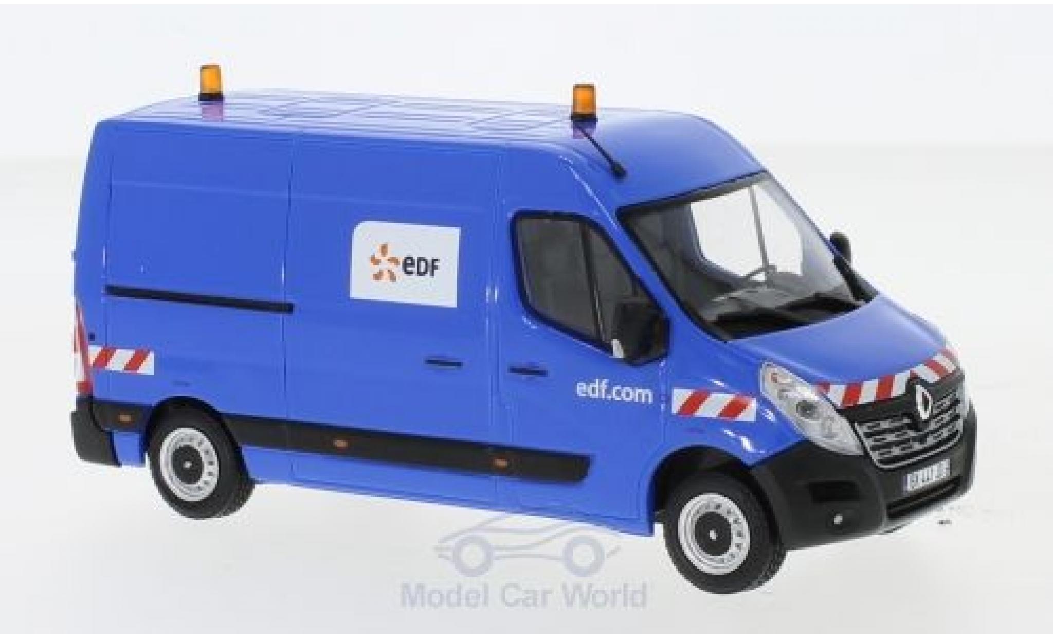 Renault Master 1/43 Eligor EDF 2019