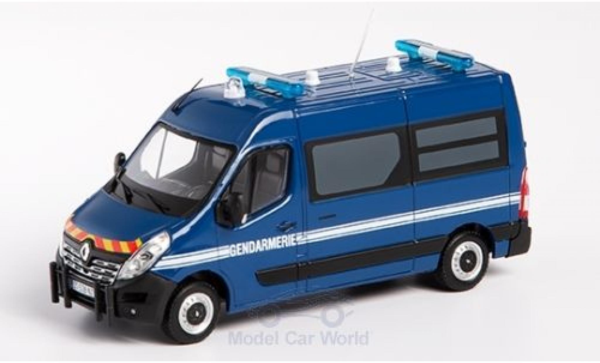 Renault Master 1/43 Eligor Gendamerie 2014
