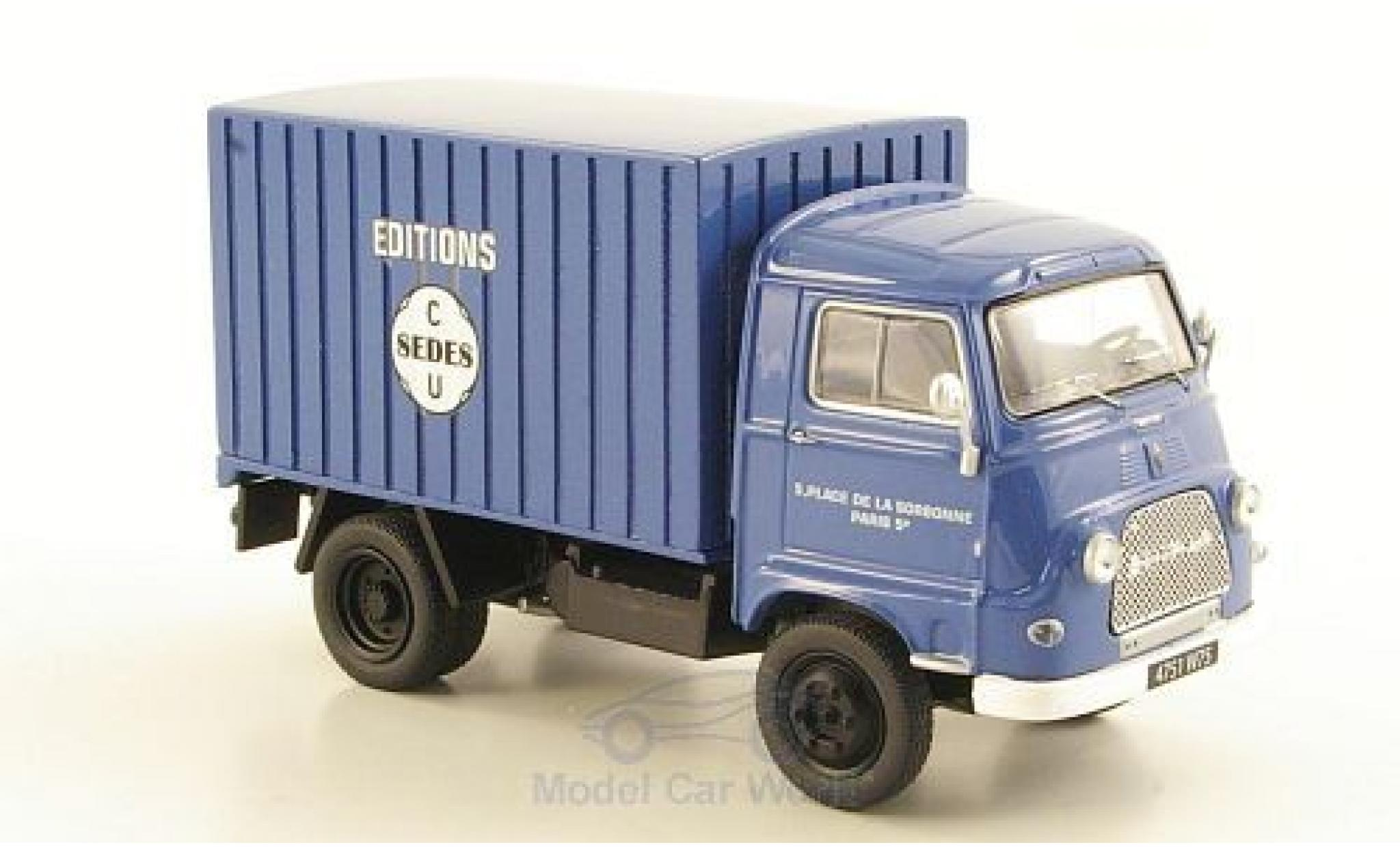 Sinpar Mini camion 1/43 Eligor Mini Camion Editions CDU Sedes