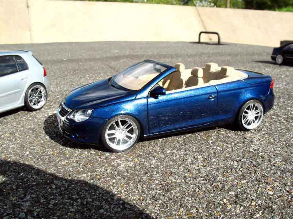 volkswagen eos tuning norev modellauto 1 18 kaufen verkauf modellauto online. Black Bedroom Furniture Sets. Home Design Ideas