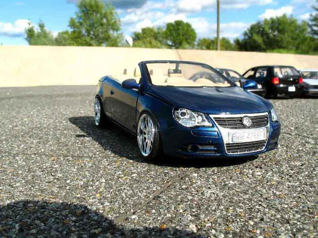 volkswagen eos tuning norev diecast model car 1 18 buy. Black Bedroom Furniture Sets. Home Design Ideas