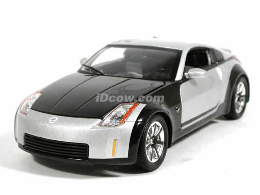Nissan 350Z 1/18 Ertl the fast and furious tokyo drift miniature