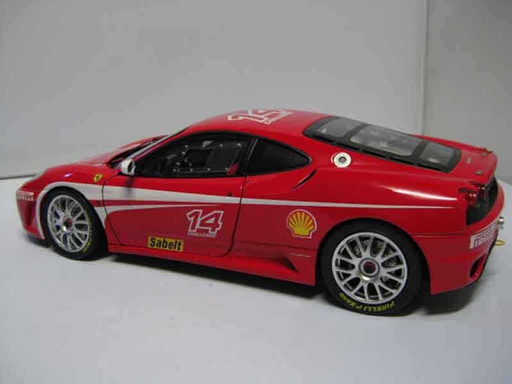 Ferrari F430 Challenge 1/18 Hot Wheels Elite spezial edition limited of 2006