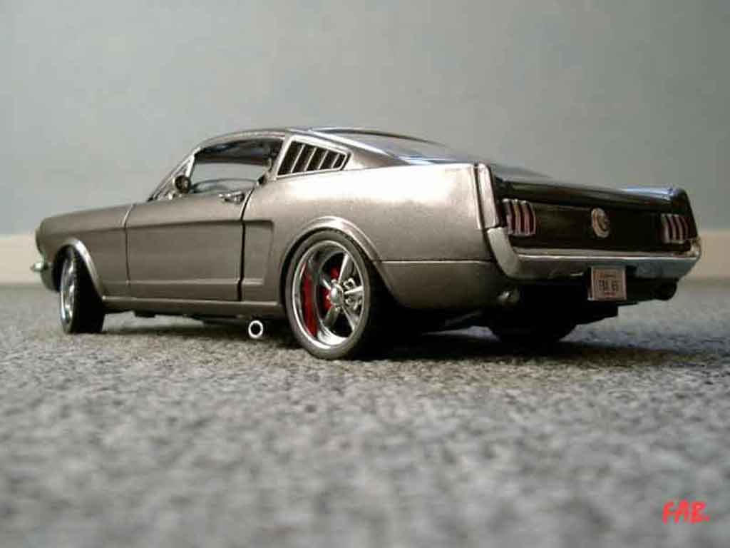 ford mustang 1965 miniature coupe fastback jouef 1 18. Black Bedroom Furniture Sets. Home Design Ideas