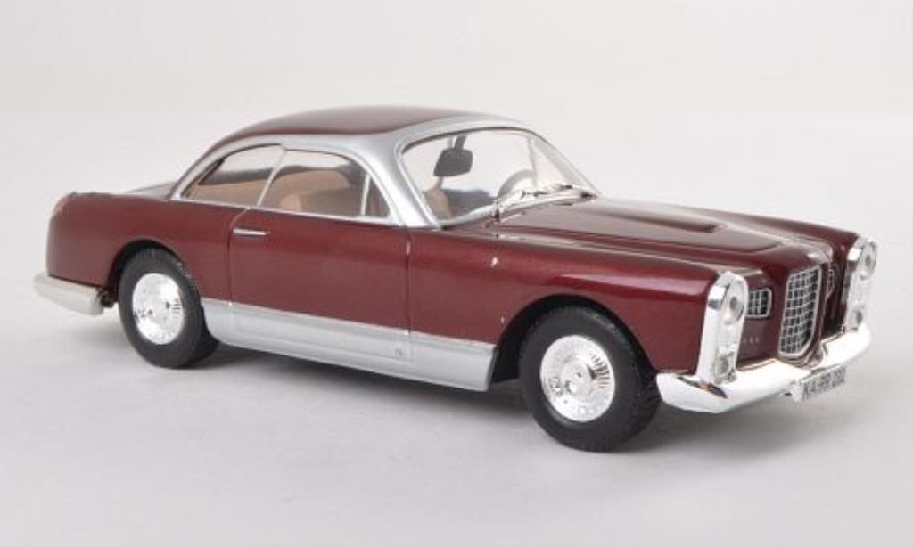 Facel Vega FV 1/43 WhiteBox rouge 1958 miniature