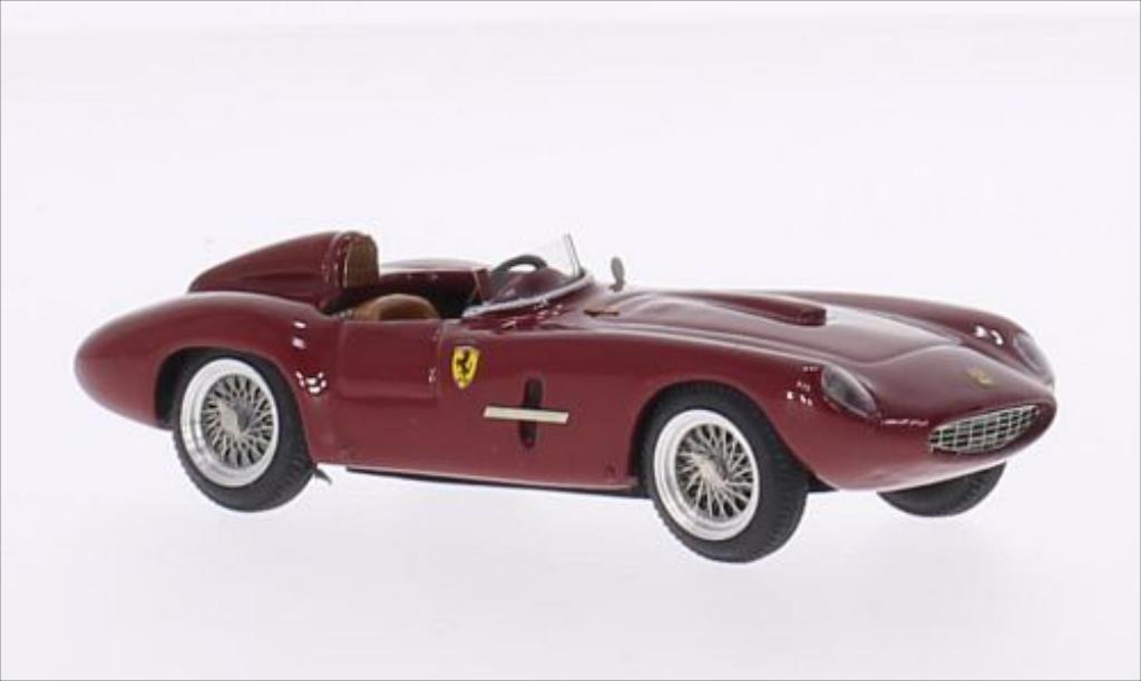 ferrari 225 miniature spyder dunkelrouge rhd 1953 mcw 1 43 voiture. Black Bedroom Furniture Sets. Home Design Ideas