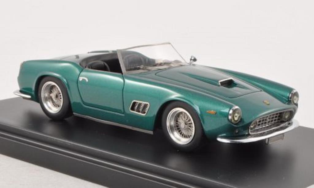Ferrari 250 GT 1/43 IILario SWB California Spyder grun 1962 coche miniatura