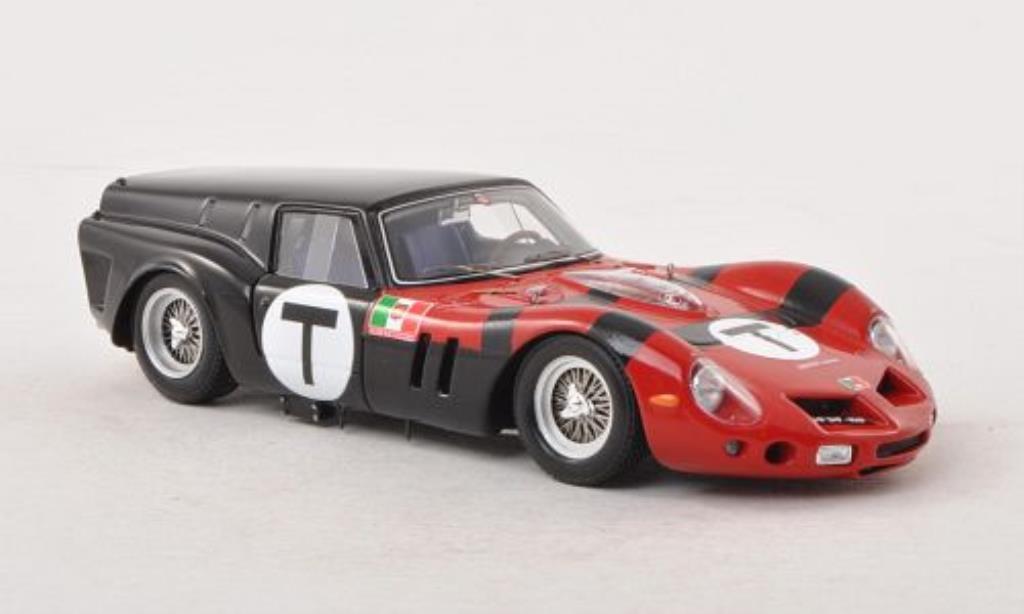 Ferrari 250 GTO 1/43 Fujimi GTO Breadvan No.T SSS Scuderia Serenissima 1962 modellino in miniatura