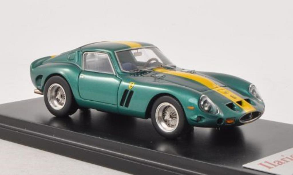 Ferrari 250 GTO 1/43 IILario GTO grun/jaune 1962 miniature