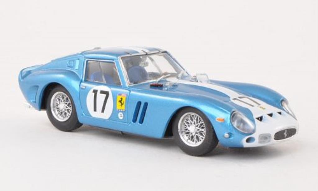 Ferrari 250 GTO 1/43 Brumm No.17 Scuderia N.A.R.T. 24h Le Mans 1962 /Roberts miniature