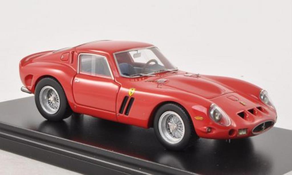 Ferrari 250 GTO 1/43 IILario GTO rouge 1962 miniature