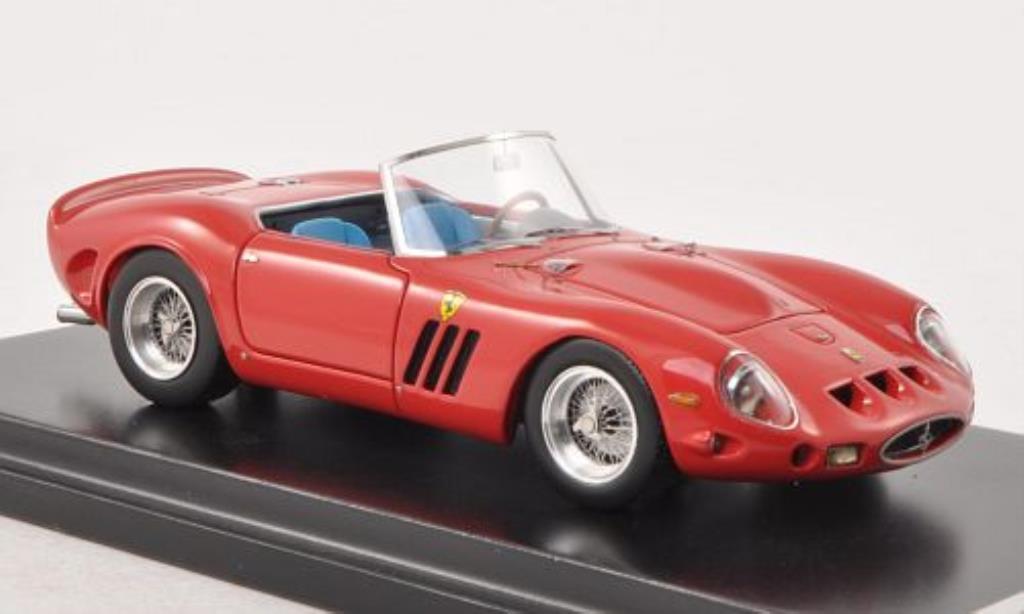 Ferrari 250 GTO 1/43 IILario GTO Spyder rosso modellino in miniatura
