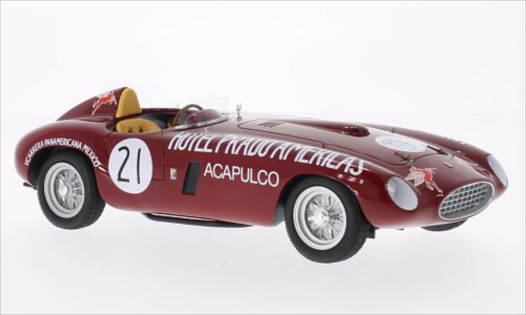 Ferrari 250 1/18 CMF Monza No.21 Prado Americas modellautos