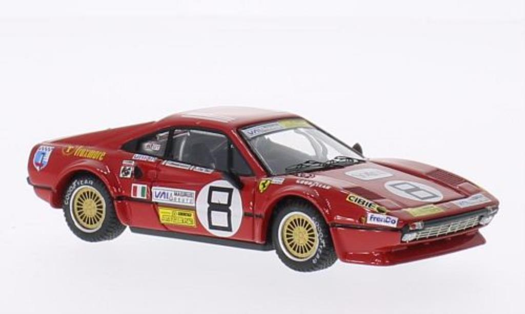 Ferrari 308 GTB 1/43 Best No.8 24h Daytona 1978 /Dal miniature
