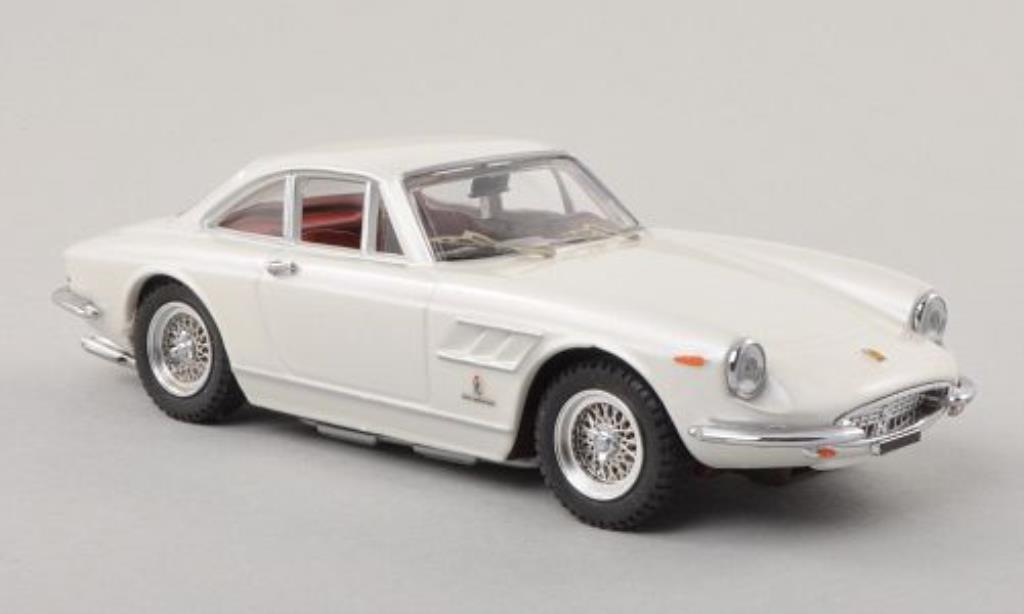 Ferrari 330 GTC 1/43 Best bianco 1966 modellino in miniatura