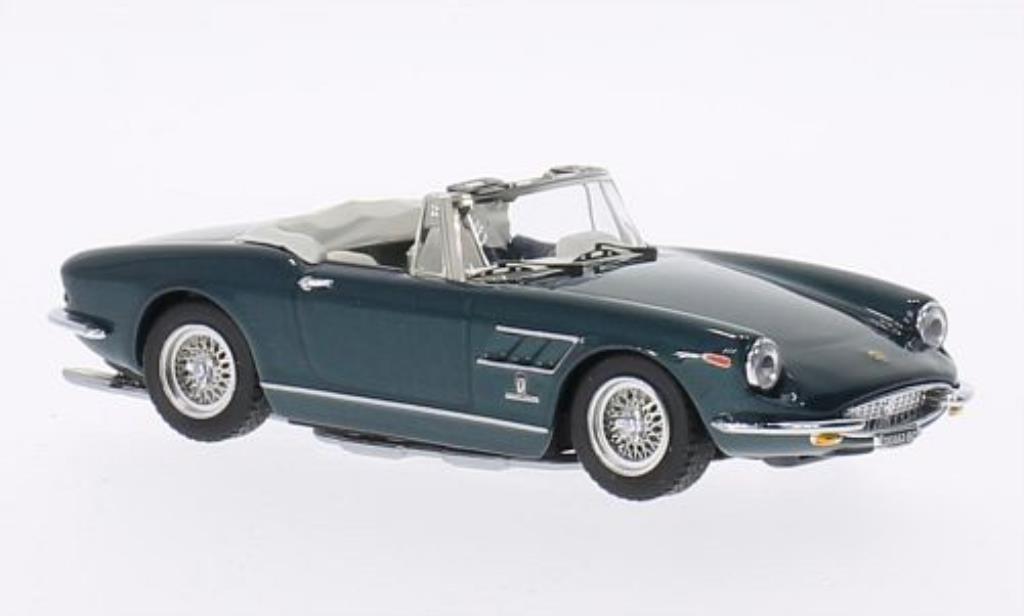 Ferrari 330 GTS 1/43 Best verte 1966 miniature
