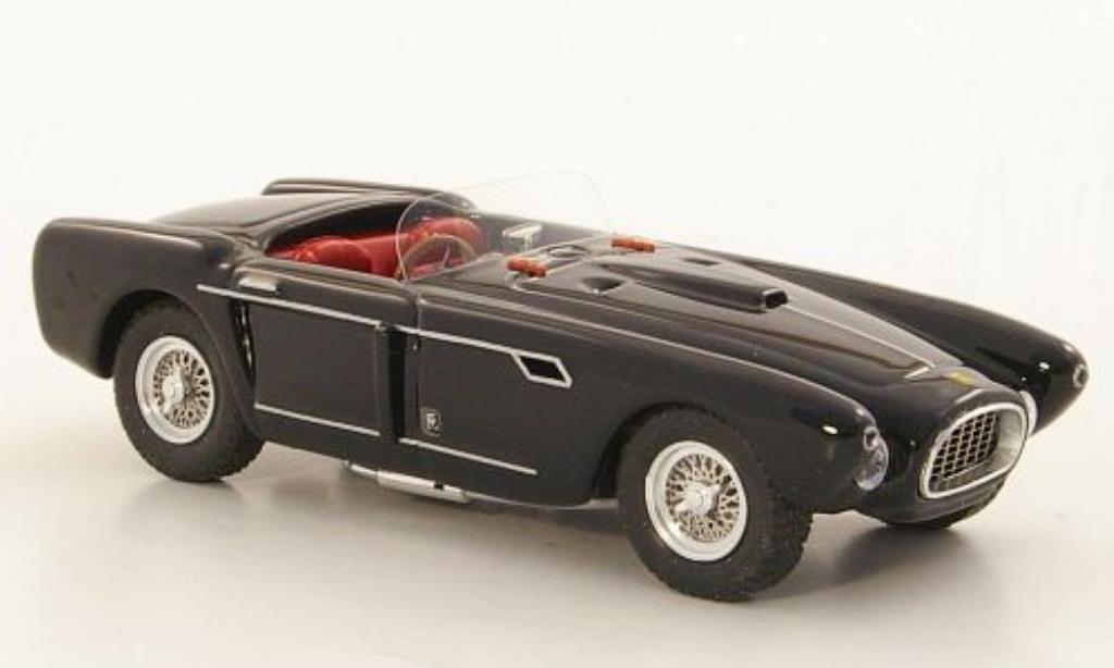 Miniature Ferrari 340 Mexico Spider noire RHD 1953 MCW. Ferrari 340 Mexico Spider noire RHD 1953 miniature 1/43