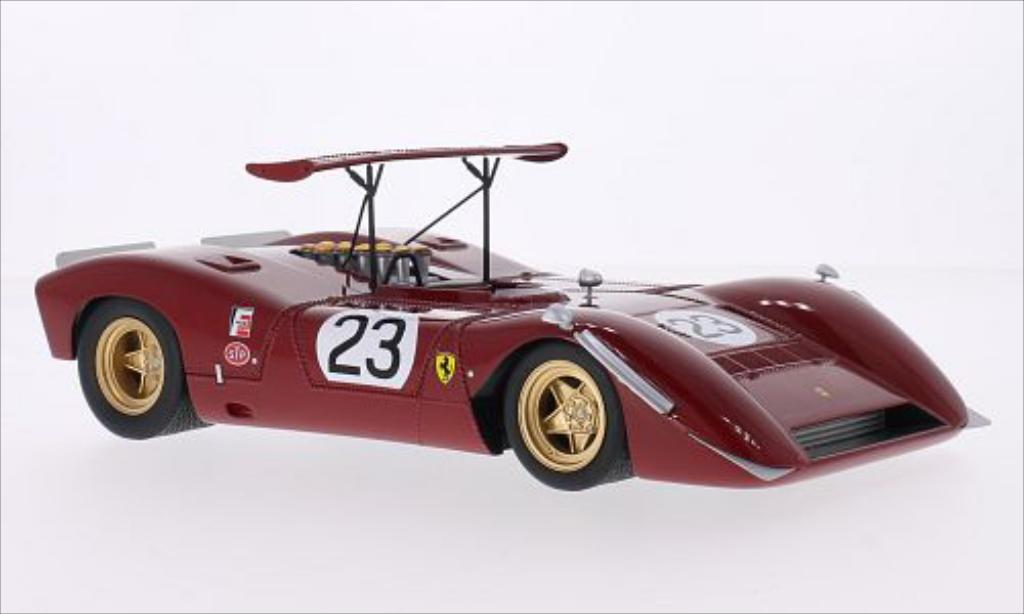 Ferrari 612 1/18 CMF Can Am No.23 Scuderia miniature