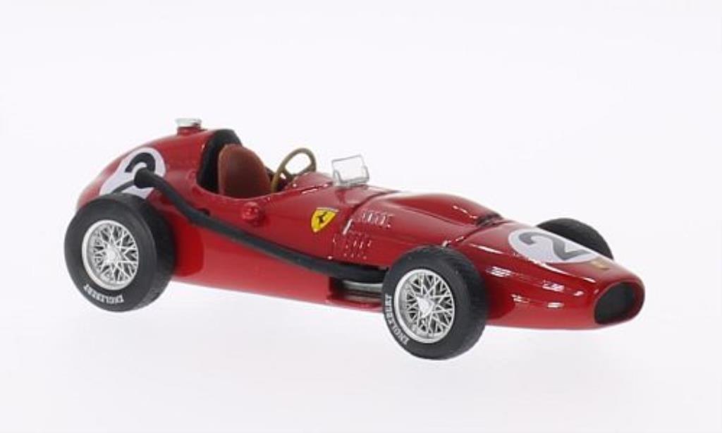 Ferrari D246 1/43 Brumm No.2 GP Grossbritannien 1958 modellautos