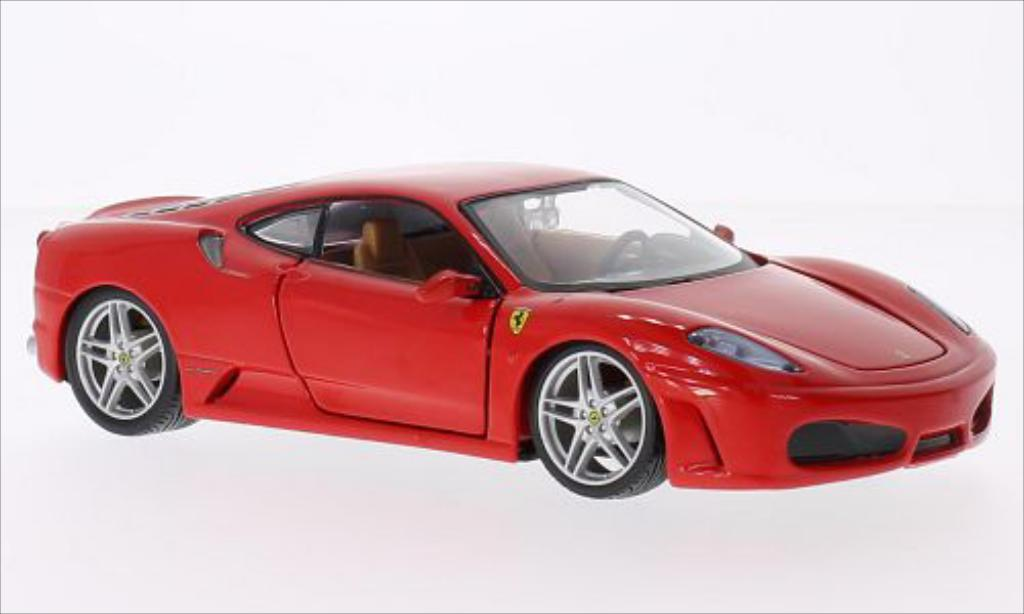 ferrari f430 rot burago modellauto 1 24 kaufen verkauf modellauto online. Black Bedroom Furniture Sets. Home Design Ideas