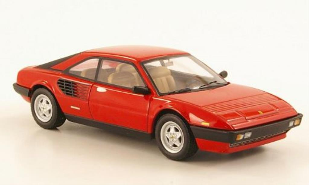 ferrari mondial 8 rojo elite mcw coches miniaturas 1 43 comprar venta coc. Black Bedroom Furniture Sets. Home Design Ideas