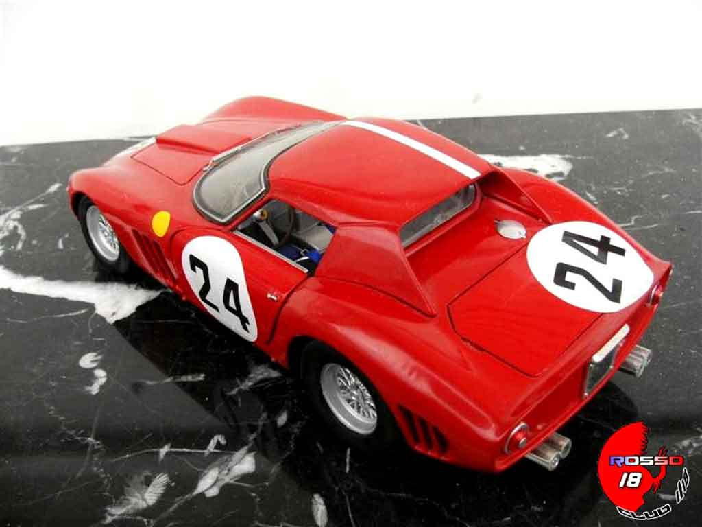 Ferrari 250 GTO 1964 1/18 Jouef s/n 5575gt #24