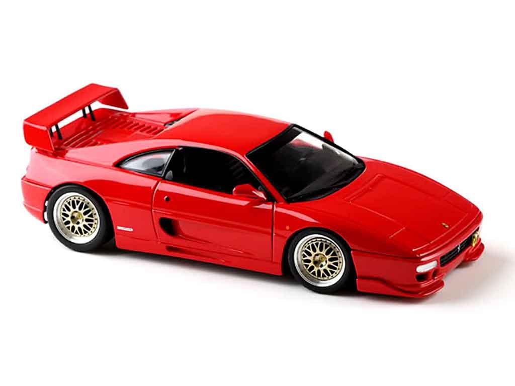 Ferrari F355 Berlinetta 1/18 Ut Models koenig apm transkit