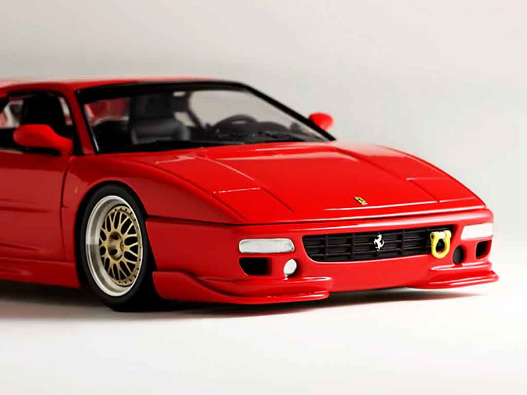 Ferrari F355 Berlinetta 1/18 Ut Models koenig apm transkit tuning miniature