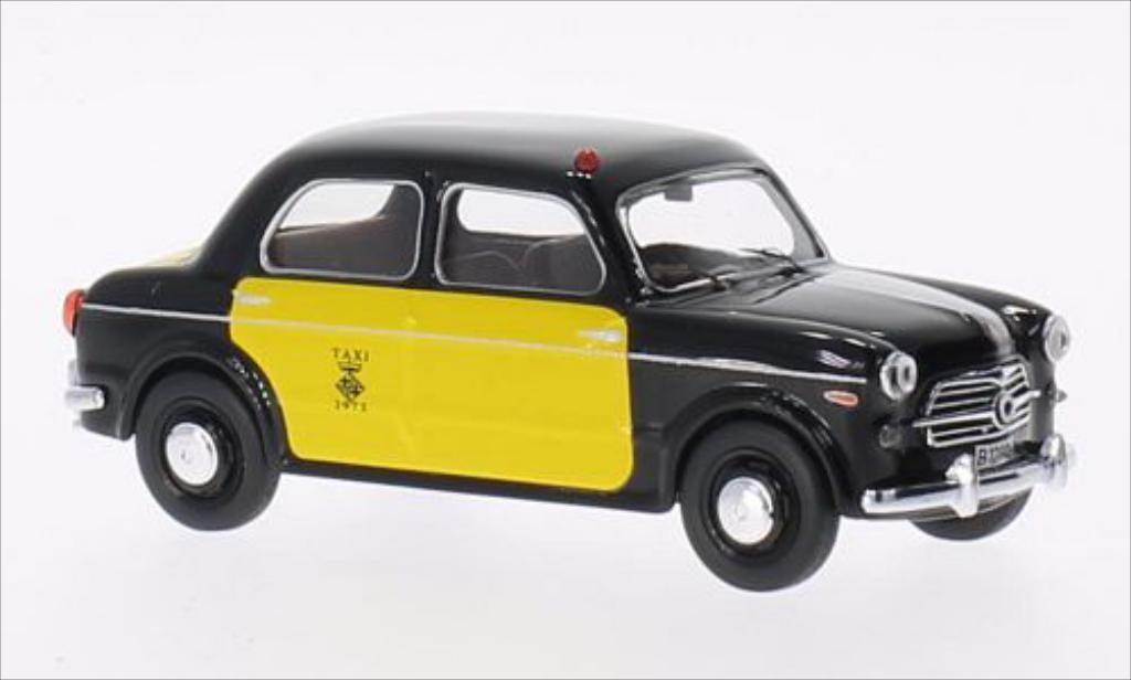 Fiat 1100 1/43 Rio Taxi Barcellona 1956 diecast model cars