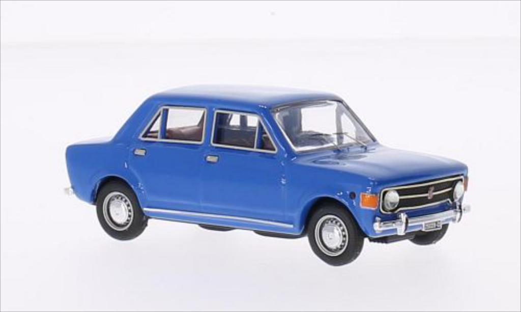 Fiat 128 1/43 Rio bleu 1969 miniature