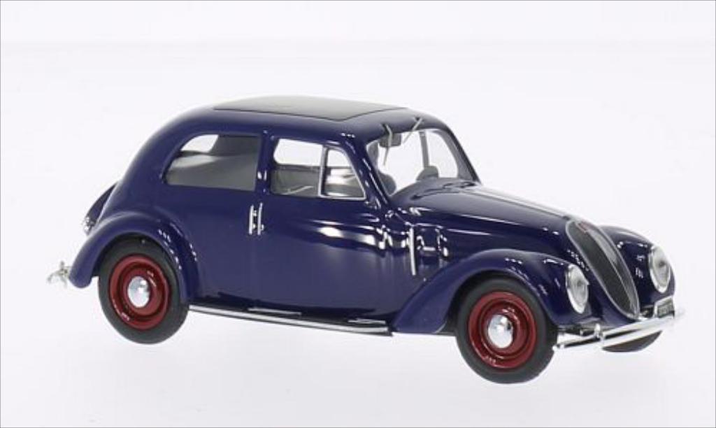 Fiat 1500 1/43 Best 6 cilindri bleu 1935 miniature