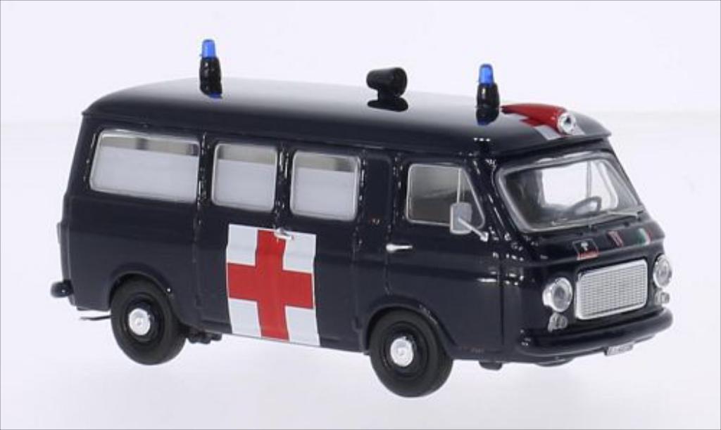 Fiat 238 1/43 Rio Ambulanza Carabinieri miniature