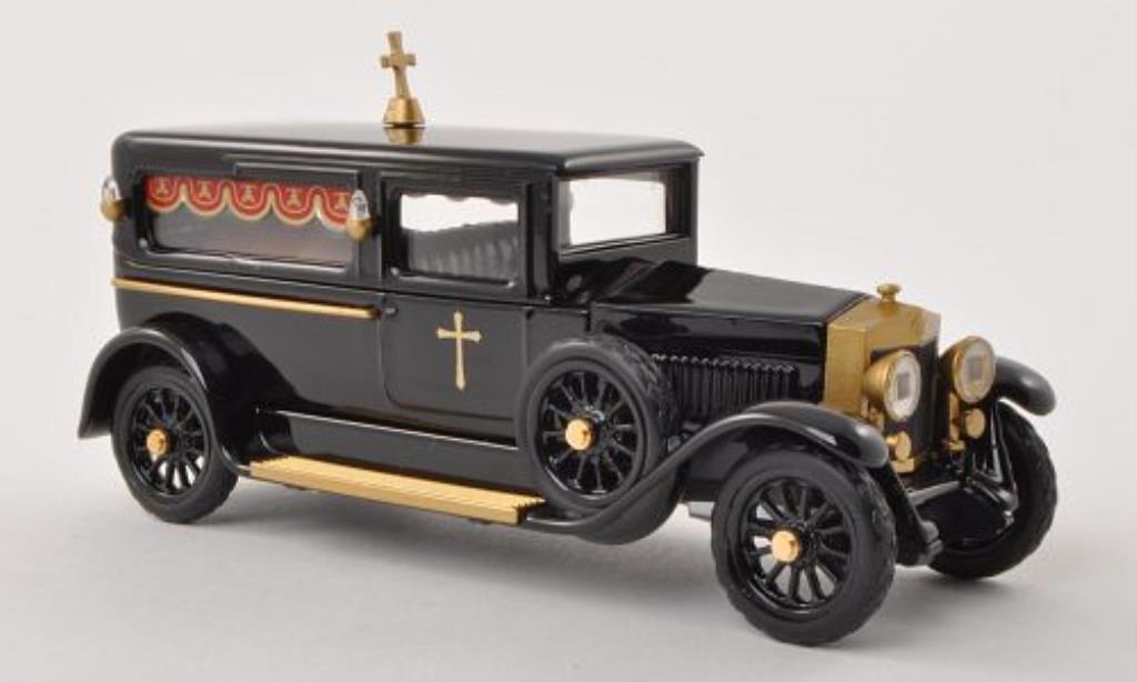 Fiat 519 1/43 Rio Bestattungswagen noire/gold 1924 miniature