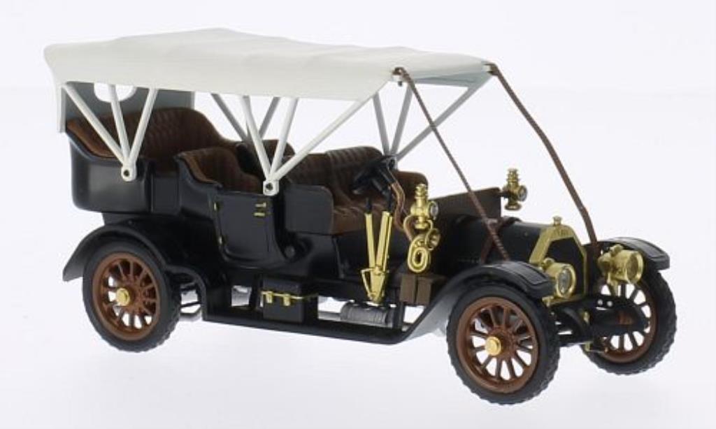 Fiat 60 CV 1/43 Rio noire/blanche geschlossen 1905