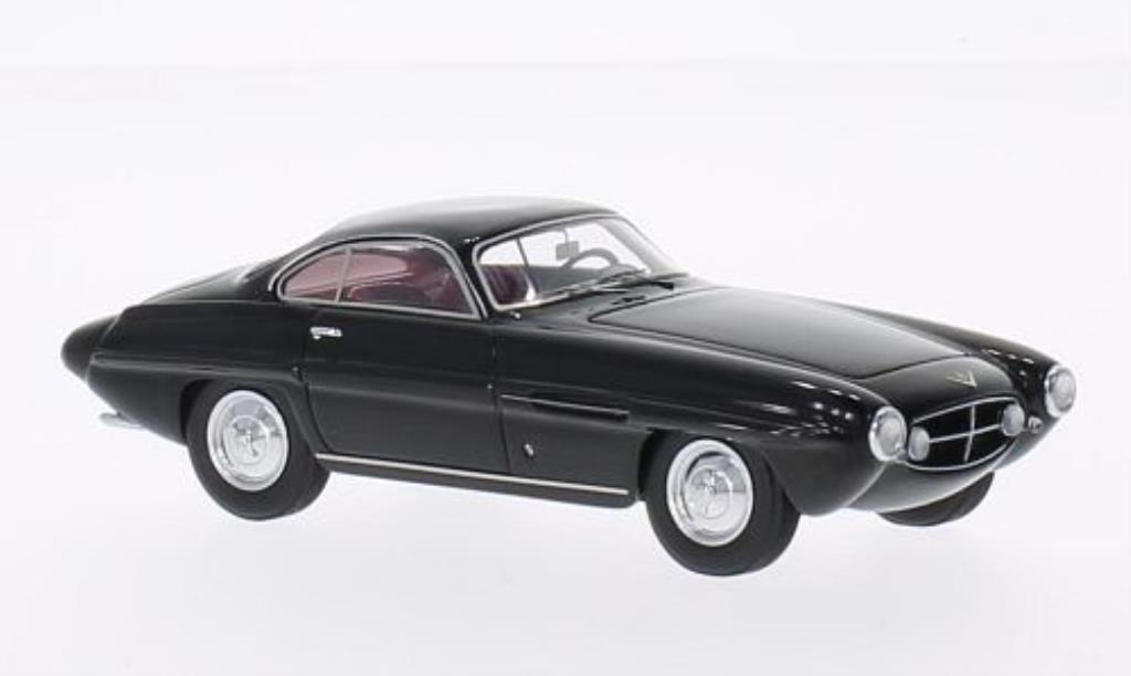 Fiat 8V 1/43 Matrix Ghia Supersonic black 1954 diecast model cars