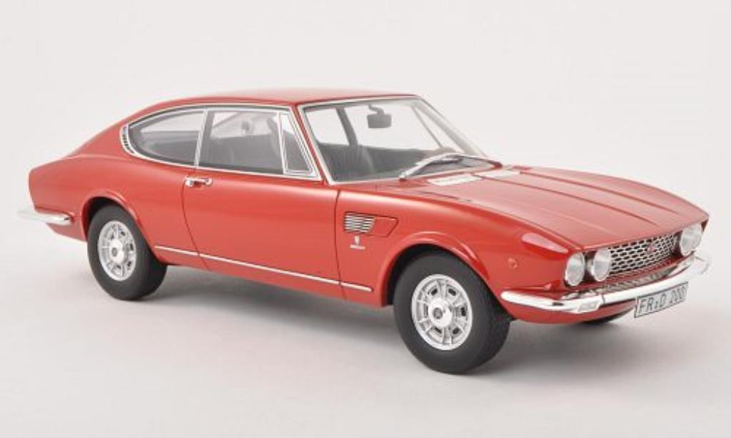 fiat dino coupe rot limitierte auflage stuck 1967. Black Bedroom Furniture Sets. Home Design Ideas