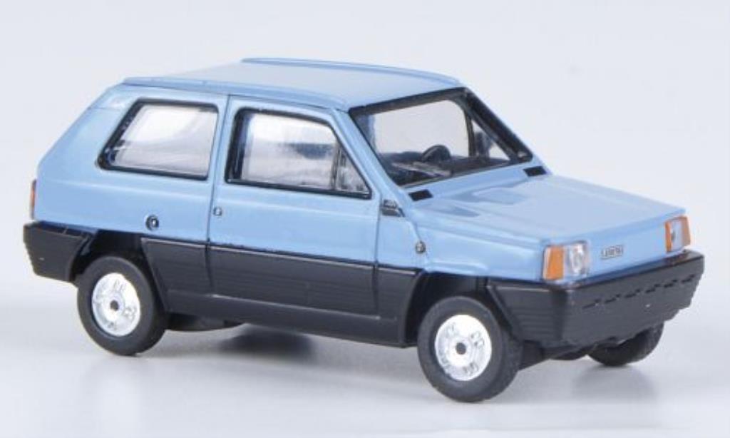 fiat panda 45 blau 1980 mcw modellauto 1 87 kaufen verkauf modellauto online. Black Bedroom Furniture Sets. Home Design Ideas