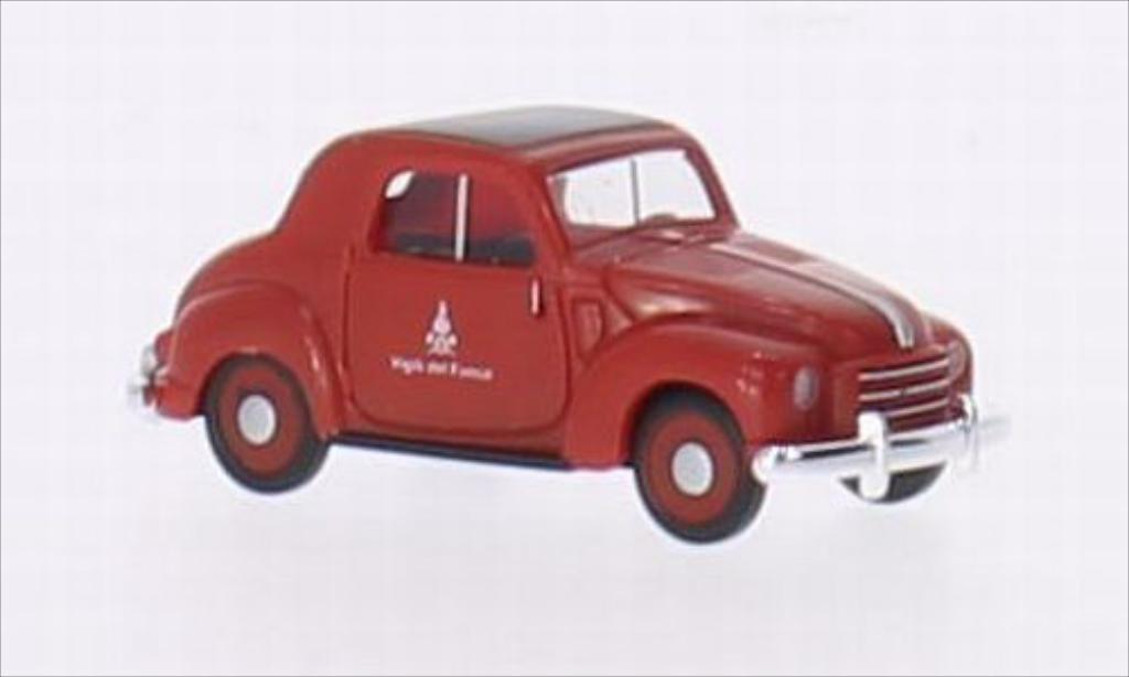 Fiat Topolino 1/87 Rietze Vigili del Vuoco (I) miniature