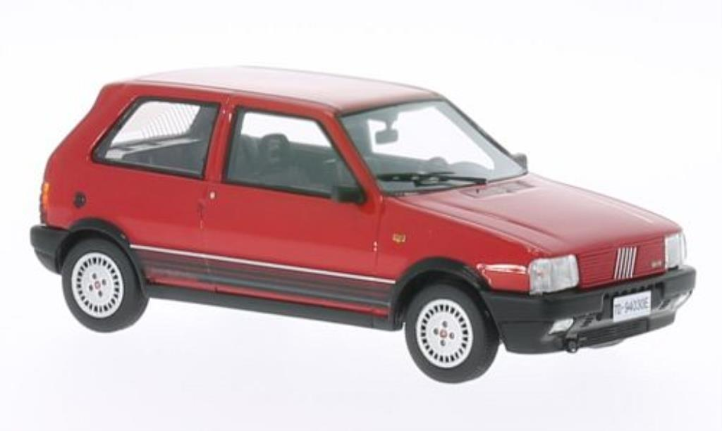 Fiat Uno 1/43 Kess Turbo i.e. rouge 1985 miniature