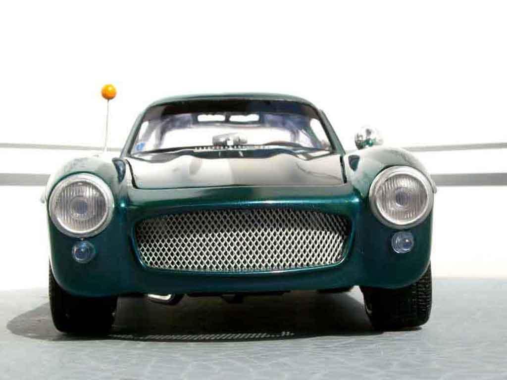 Mercedes 300 SL 1/18 Burago urban hot rod
