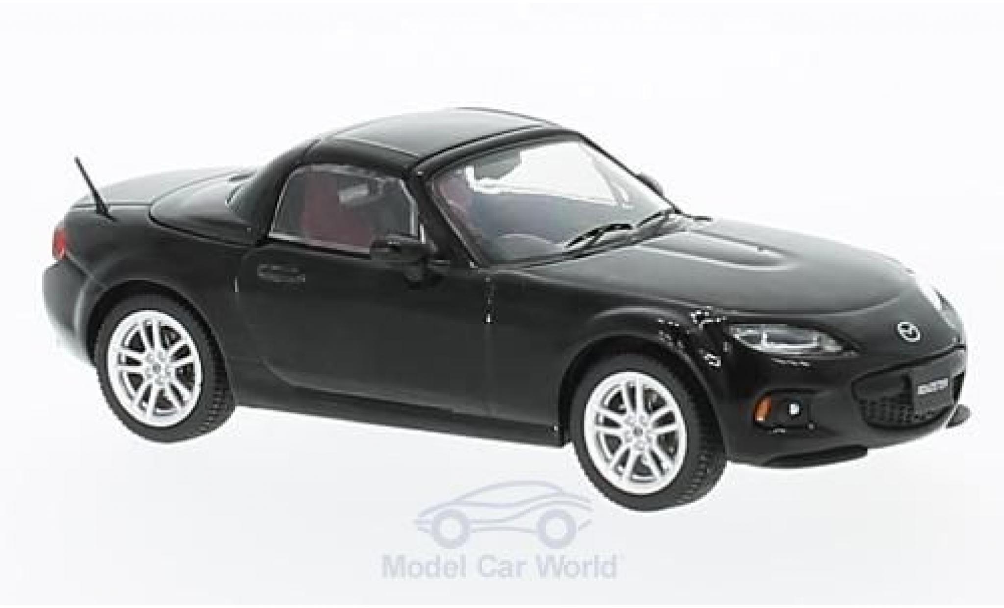 Mazda MX 1/43 First 43 Models -5 Roadster noire RHD 2013